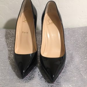 Christian Louboutin Pigalle Plato pointy Toe